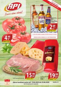 Gazetka promocyjna Api Market - Api Market - zawsze udane zakupy - ważna do 23-06-2020
