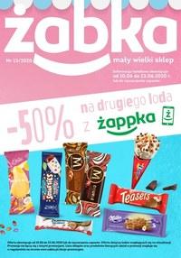 Gazetka promocyjna Żabka - Mały wielki sklep - ważna do 23-06-2020
