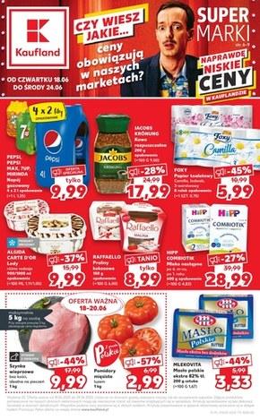 Naprawdę niskie ceny - Kaufland
