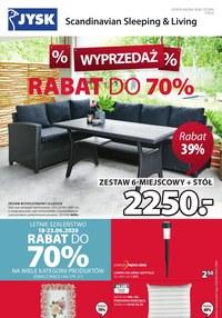 Gazetka promocyjna Jysk - Oferta tygodnia Jysk! - ważna do 01-07-2020