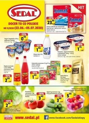 Doceń polskie produkty w Sedal!