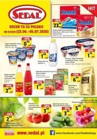 Gazetka promocyjna Sedal - Doceń polskie produkty w Sedal! - ważna do 05-07-2020