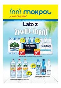 Gazetka promocyjna Mokpol - Letnie promocje w Mokpol - ważna do 30-06-2020