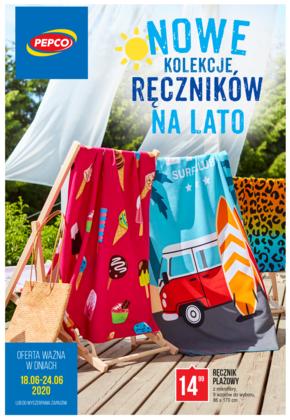Gazetka Pepco - nowe kolekcje na lato!