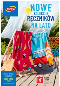 Gazetka promocyjna Pepco - Gazetka Pepco - nowe kolekcje na lato! - ważna do 24-06-2020