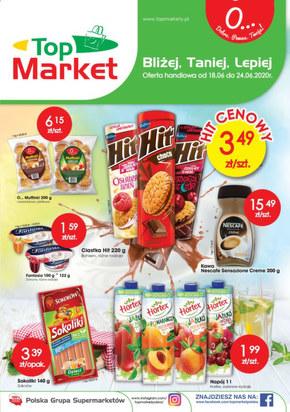 Promocje w Top Market