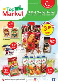 Gazetka promocyjna Top Market - Promocje w Top Market - ważna do 24-06-2020