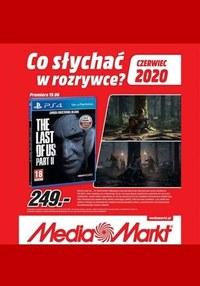 Gazetka promocyjna Media Markt - Co słychać w rozrywce w Media Markt? - ważna do 30-06-2020