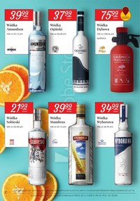 Gazetka promocyjna Stokrotka Supermarket - Katalog alkoholi Stokrotka