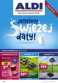 Gazetka promocyjna Aldi - Świeże produkty w sklepach Aldi - ważna do 04-07-2020