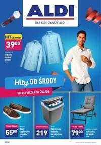 Gazetka promocyjna Aldi - Hity od środy w Aldi - ważna do 27-06-2020