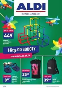 Gazetka promocyjna Aldi - Hity od soboty w Aldi! - ważna do 05-07-2020