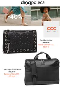 Gazetka promocyjna CCC - Chwytaj okazje w CCC - ważna do 03-07-2020