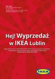 Wyprzedaż w IKEA Lublin!
