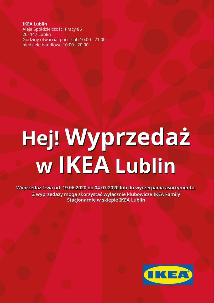 IKEA: 10 gazetki
