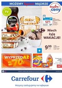 Gazetka promocyjna Carrefour - Niech żyją wakacje w Carrefour!  - ważna do 04-07-2020