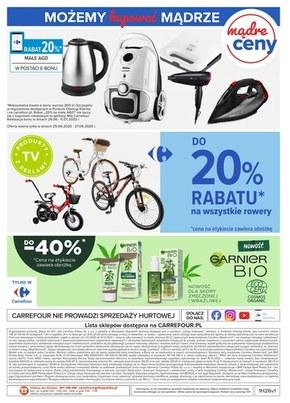 Niech żyją wakacje w Carrefour!