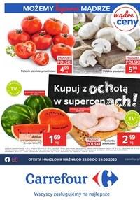 Gazetka promocyjna Carrefour - Kupuj mądrze w Carrefour! - ważna do 04-07-2020