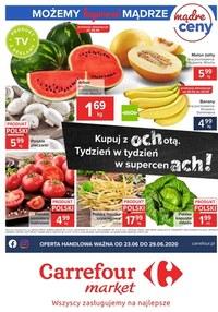Gazetka promocyjna Carrefour Market - Kupuj mądrze w Carrefour Market! - ważna do 29-06-2020