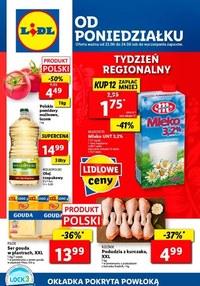 Gazetka promocyjna Lidl - Od poniedziałku w Lidlu - ważna do 24-06-2020
