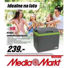 Produkty idealne na lato w Media Markt