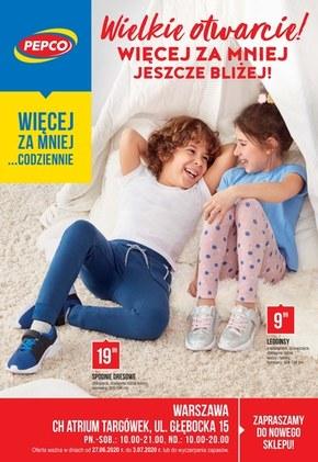Wielkie otwarcie Pepco w Warszawie!