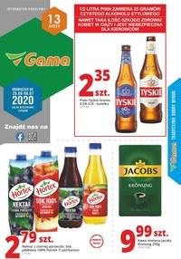 Gazetka promocyjna Gama - Promocje w Gama - ważna do 06-07-2020
