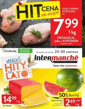 Hity na lato w Intermarche!