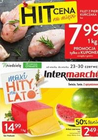 Gazetka promocyjna Intermarche Super - Hity na lato w Intermarche!  - ważna do 30-06-2020