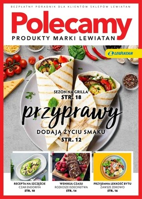 Produkty marki Lewiatan