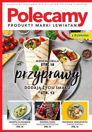 Gazetka promocyjna Lewiatan - Produkty marki Lewiatan