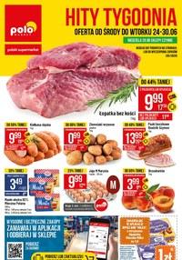 Gazetka promocyjna POLOmarket - Hity tygodnia w Polomarkecie - ważna do 30-06-2020