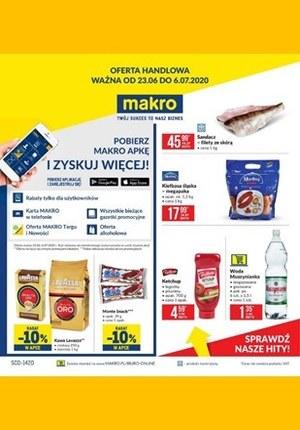 Gazetka promocyjna Makro Cash&Carry - Oferta spożywcza w Makro