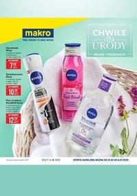 Gazetka promocyjna Makro Cash&Carry - Chwile dla urody w Makro!  - ważna do 06-07-2020
