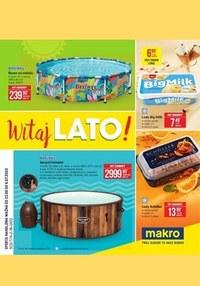 Gazetka promocyjna Makro Cash&Carry - Powitaj lato z Makro! - ważna do 06-07-2020