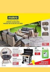 Gazetka promocyjna Makro Cash&Carry - Oferta przemysłowa w Makro - ważna do 06-07-2020
