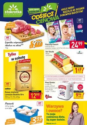 Gazetka promocyjna Stokrotka Supermarket - Promocje w Stokrotka Supermarket