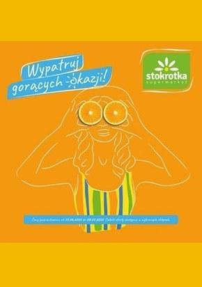 Gorące okazje w Stokrotka!