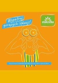 Gazetka promocyjna Stokrotka Supermarket - Gorące okazje w Stokrotka! - ważna do 08-07-2020