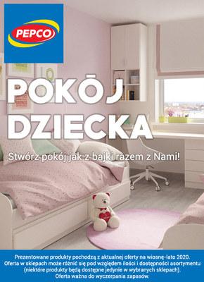 Pokój dziecięcy z Pepco!