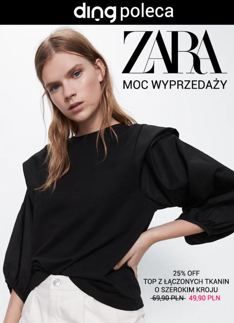 Gazetka promocyjna Zara - wygasła 2 dni temu