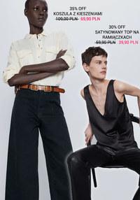 Gazetka promocyjna Zara - Promocje w Zara