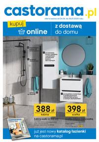 Gazetka promocyjna Castorama - Kupuj online w Castorama! - ważna do 26-07-2020