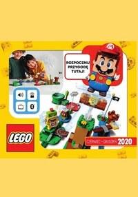 Gazetka promocyjna Lego - Rozpocznij przygodę z Lego!  - ważna do 31-12-2020