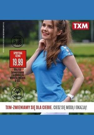 Gazetka promocyjna Textil Market - Ciesz się modą w Textil Market!