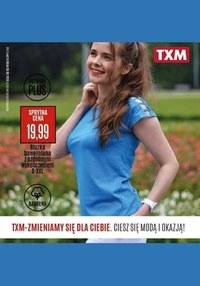Gazetka promocyjna Textil Market - Ciesz się modą w Textil Market!  - ważna do 30-06-2020