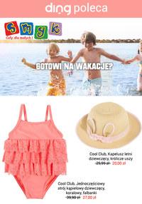 Gazetka promocyjna Smyk - Letnie promocje w Smyku - ważna do 08-07-2020