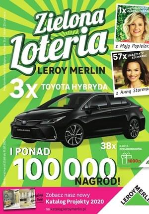 Gazetka promocyjna Leroy Merlin - Najlepsza oferta dla domu w Leroy Merlin!