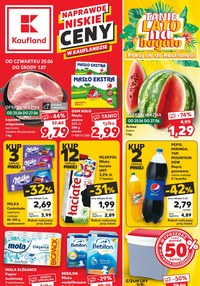 Gazetka promocyjna Kaufland - Kaufland - oferta handlowa - ważna do 01-07-2020
