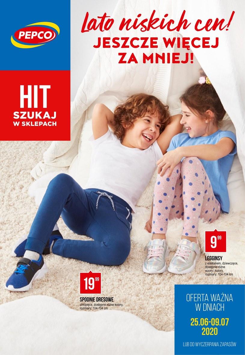 Gazetka promocyjna Pepco - ważna od 26. 06. 2020 do 09. 07. 2020
